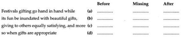 Solved CBSE Sample Papers for Class 9 English Paper 1 6