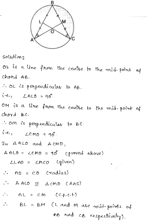 Solved CBSE Sample Papers for Class 9 Maths Paper 2 10