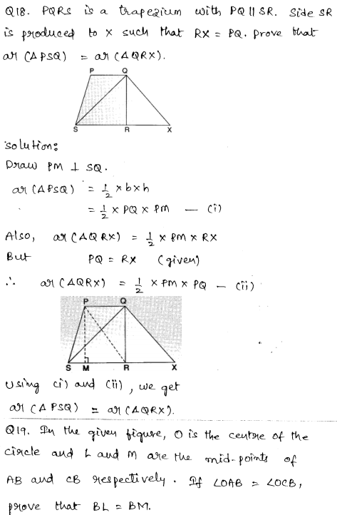 Sample Papers for Class 9 Maths Solved paper 2 9