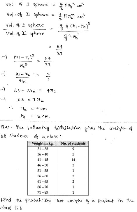 Maths Sample Papers for Class 9 Set 4 12
