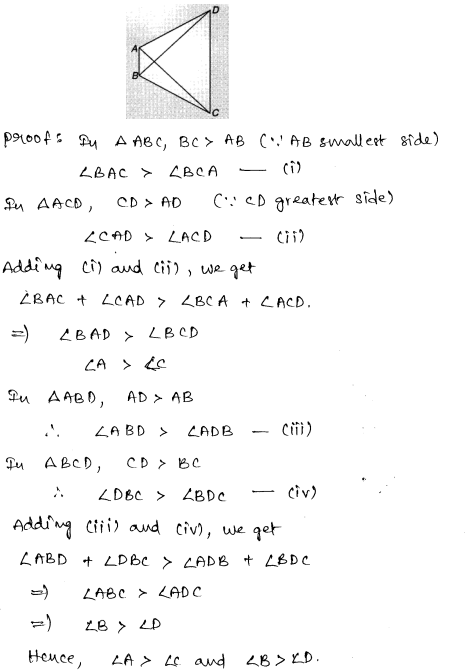 Solved CBSE Sample Papers for Class 9 Maths Paper 5 16