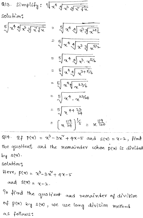 CBSE Sample Papers for Class 9 Maths Set 6 6
