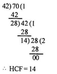 Problems on HCF Method of Division Ex 1