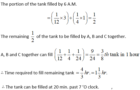 Problems on Time and Work 15