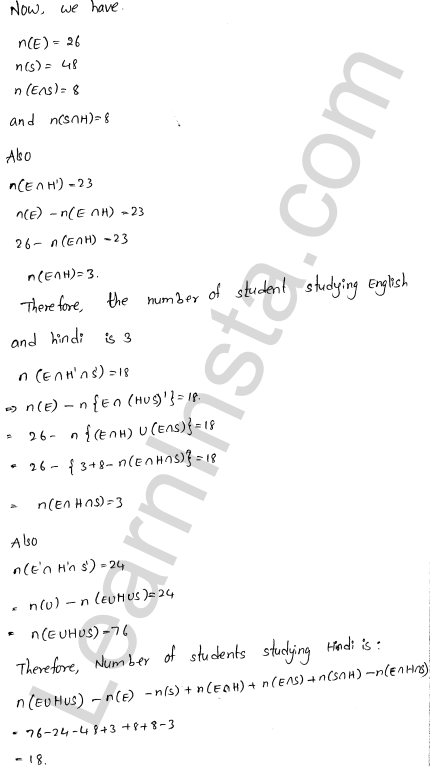 RD Sharma Class 11 Solutions Chapter 1 Sets Ex 1.8 10