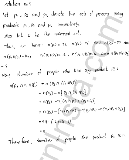 RD Sharma Class 11 Solutions Chapter 1 Sets Ex 1.8 11