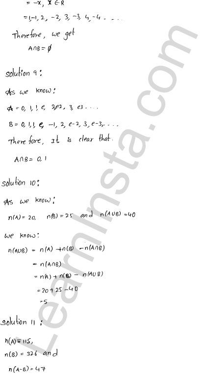 RD Sharma Class 11 Solutions Chapter 1 Sets Ex 1.8 14