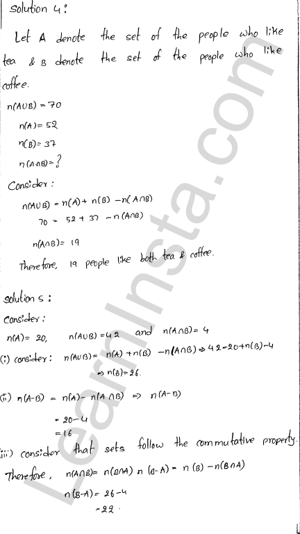 RD Sharma Class 11 Solutions Chapter 1 Sets Ex 1.8 2