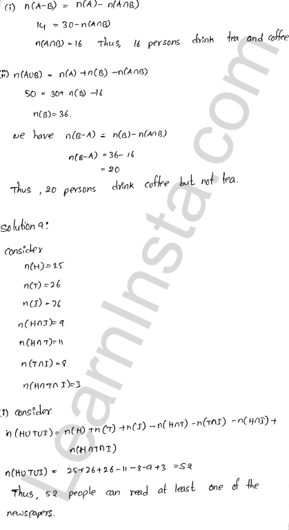 RD Sharma Class 11 Solutions Chapter 1 Sets Ex 1.8 5