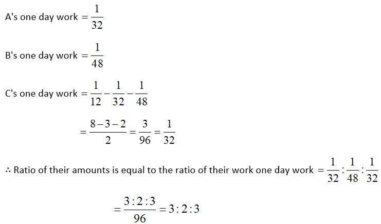 Problems on Time and Work 7