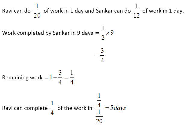 Time and Work Questions 4