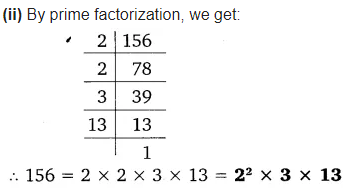 Real Numbers Class 10 Ex 1.2 Q 1