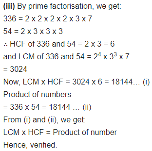 Real Numbers Class 10 Maths Ex 1.2 Q 2 I