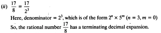 NCERT Solutions for Class 10 Maths Chapter 1 Real Numbers Ex 1.4 Q 3