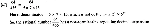 NCERT Solutions for Class 10 Maths Chapter 1 Real Numbers Ex 1.4 Q 5