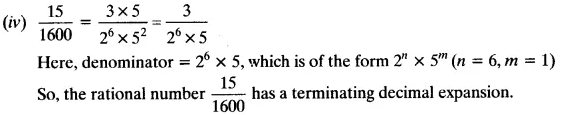 NCERT Solutions for Class 10 Maths Chapter 1 Real Numbers Ex 1.4 Q 7