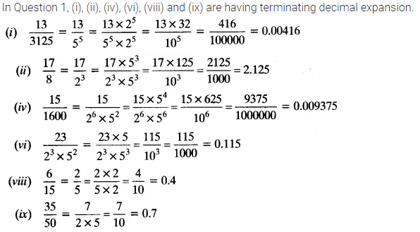 NCERT Solutions for Class 10 Maths Chapter 1 Real Numbers Ex 1.4 Q 21