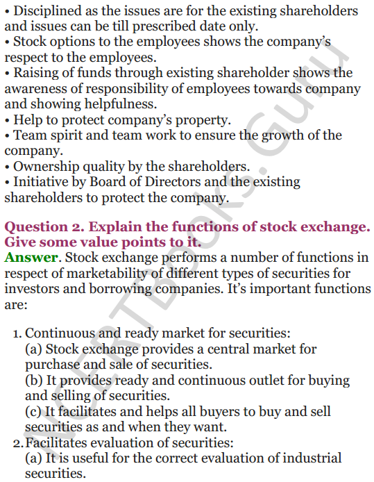NCERT Solutions for Class 12 Entrepreneurship Chapter 6 Resource Mobilization 105