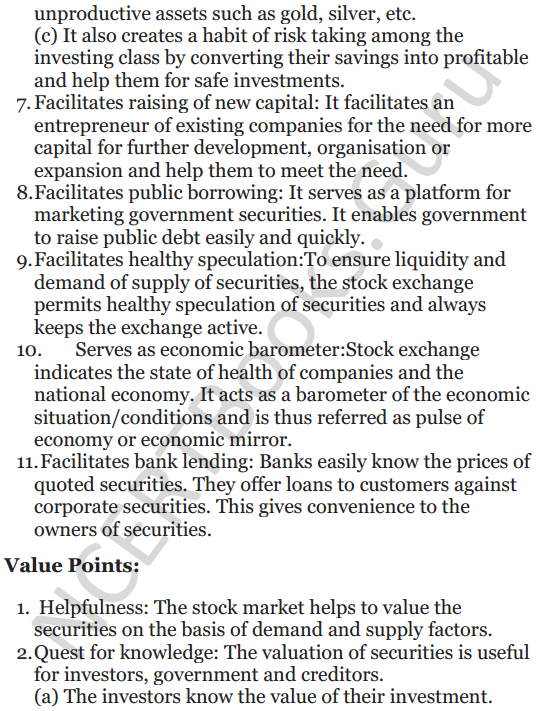 NCERT Solutions for Class 12 Entrepreneurship Chapter 6 Resource Mobilization 107