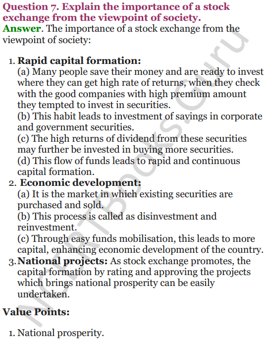 NCERT Solutions for Class 12 Entrepreneurship Chapter 6 Resource Mobilization 112