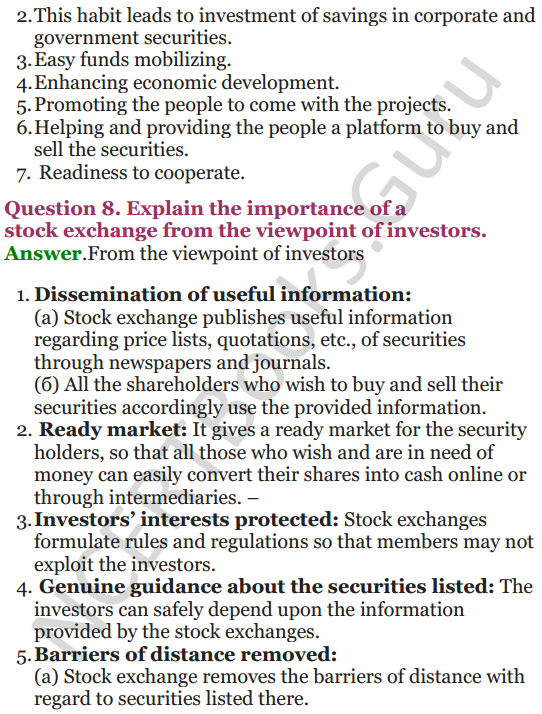 NCERT Solutions for Class 12 Entrepreneurship Chapter 6 Resource Mobilization 113