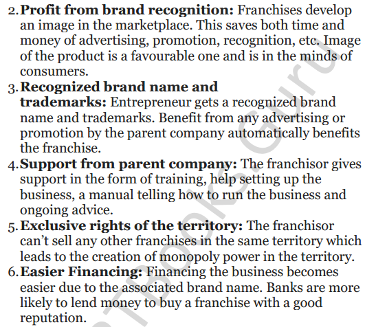 NCERT Solutions for Class 12 Entrepreneurship Chapter 6 Resource Mobilization 120