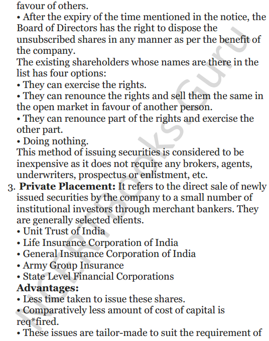 NCERT Solutions for Class 12 Entrepreneurship Chapter 6 Resource Mobilization 19