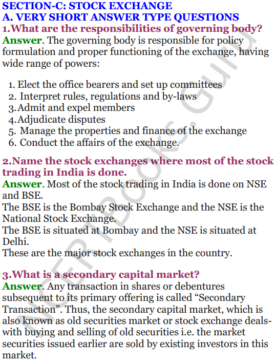 NCERT Solutions for Class 12 Entrepreneurship Chapter 6 Resource Mobilization 24