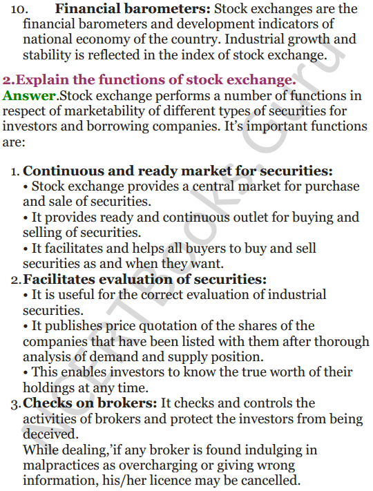 NCERT Solutions for Class 12 Entrepreneurship Chapter 6 Resource Mobilization 29