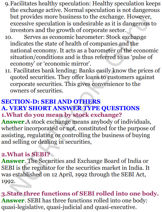 NCERT Solutions for Class 12 Entrepreneurship Chapter 6 Resource Mobilization 32