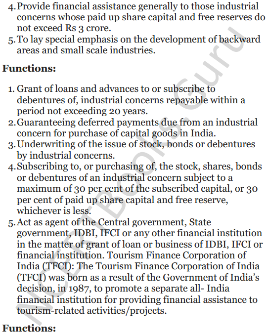 NCERT Solutions for Class 12 Entrepreneurship Chapter 6 Resource Mobilization 45