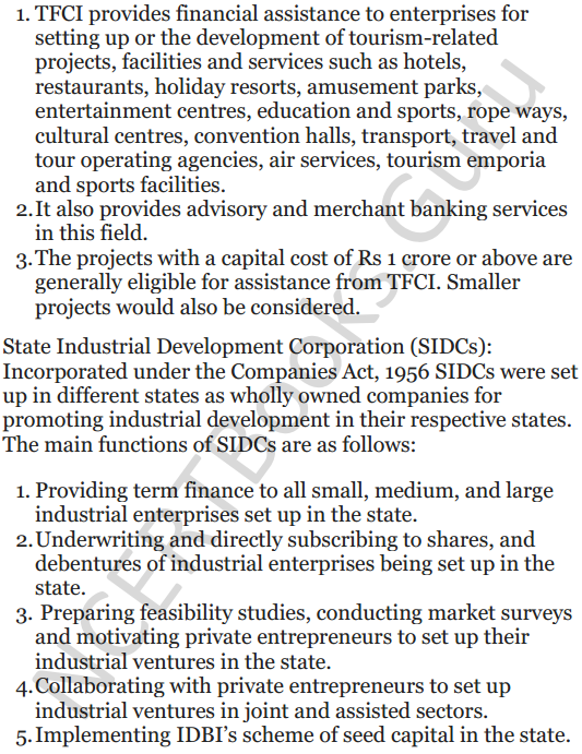 NCERT Solutions for Class 12 Entrepreneurship Chapter 6 Resource Mobilization 46