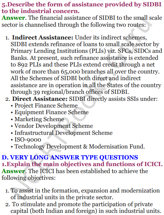 NCERT Solutions for Class 12 Entrepreneurship Chapter 6 Resource Mobilization 48
