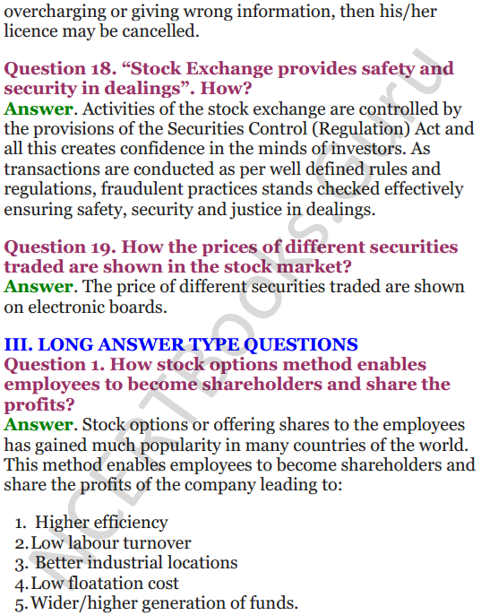 NCERT Solutions for Class 12 Entrepreneurship Chapter 6 Resource Mobilization 75