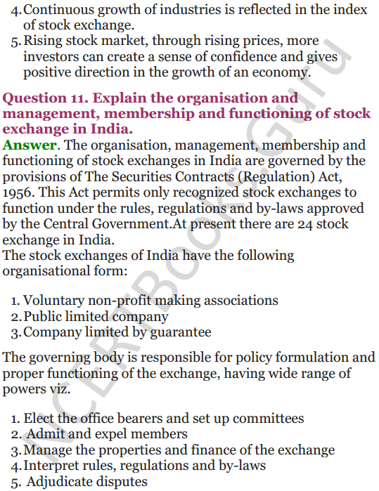 NCERT Solutions for Class 12 Entrepreneurship Chapter 6 Resource Mobilization 81