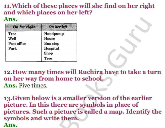 NCERT Solutions for Class 3 EVS Chapter 22 Left-Right 3