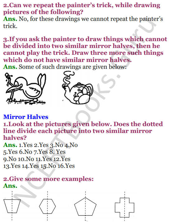 PDF] NCERT Solutions for class 3 Mathematics Chapter-1 Where