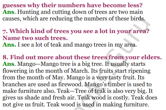 NCERT Solutions For Class 4 Chapter 4 The Story of Amrita 4