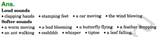 NCERT Solutions for Class 4 English Unit-5 Poem Pont be afraid of the dark 6