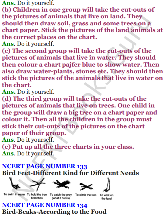 NCERT Solutions for Class 4 EVS Chapter 16 A Busy Month 4