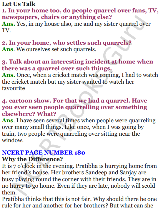 NCERT Solutions for Class 4 EVS Chapter 22 The World In My Home 1