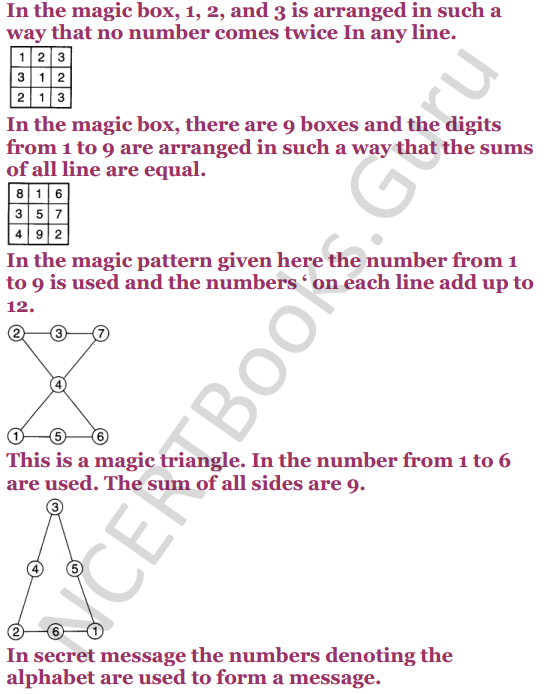 NCERT Solutions for Class 4 Mathematics Chapter-10 Play With Patterns 1