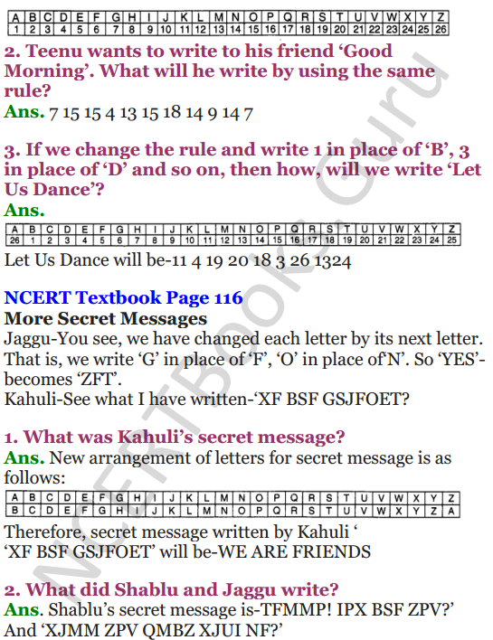 NCERT Solutions for Class 4 Mathematics Chapter-10 Play With Patterns 7