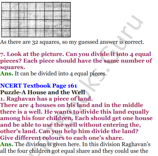 NCERT Solutions for Class 4 Mathematics Chapter-13 Fields And Fences 15