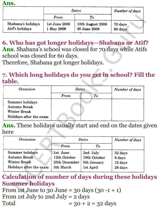 NCERT Solutions for Class 4 Mathematics Chapter-4 Tick-Tick-Tick 13