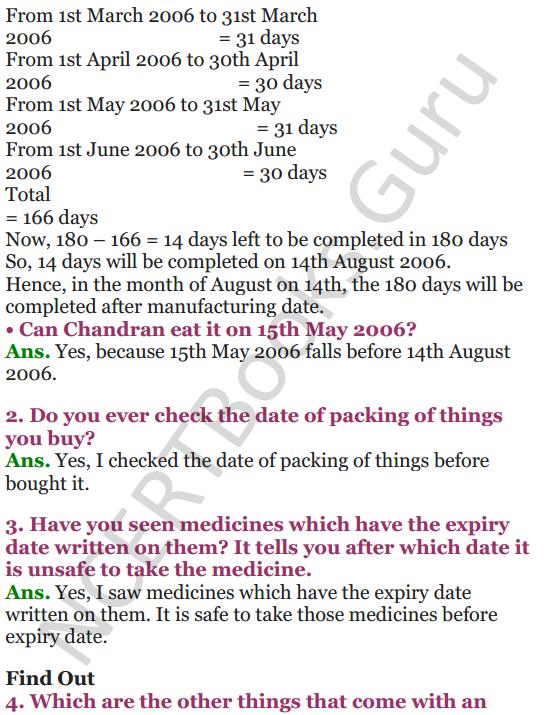 NCERT Solutions for Class 4 Mathematics Chapter-4 Tick-Tick-Tick 15