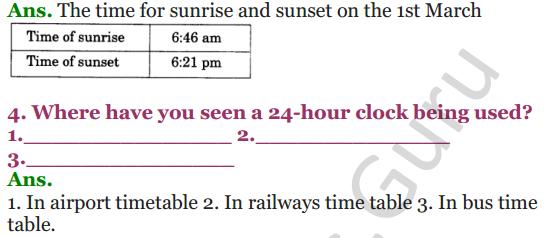 NCERT Solutions for Class 4 Mathematics Chapter-4 Tick-Tick-Tick 18