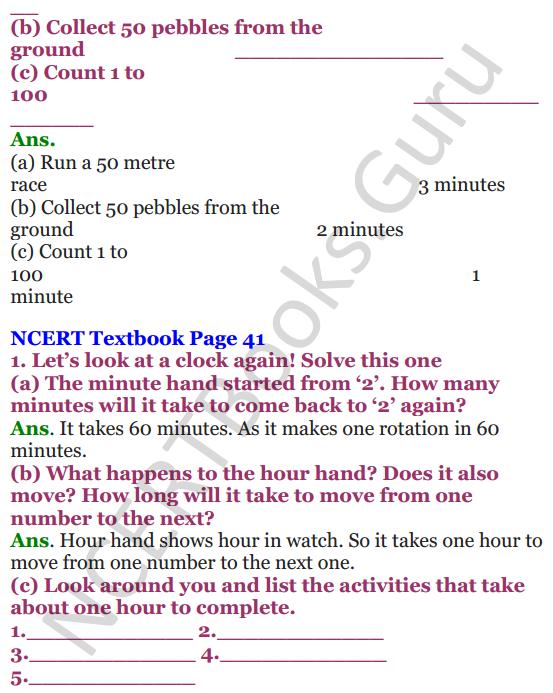 NCERT Solutions for Class 4 Mathematics Chapter-4 Tick-Tick-Tick 7
