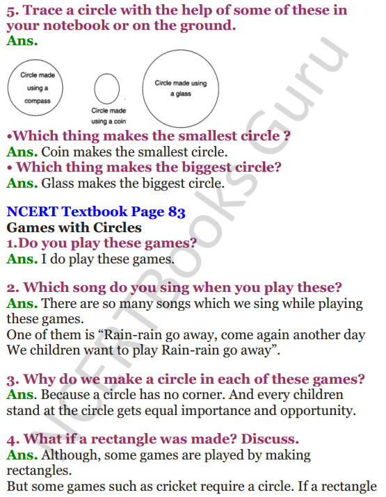 NCERT Solutions for Class 4 Mathematics Chapter-8 Carts And Wheels 2