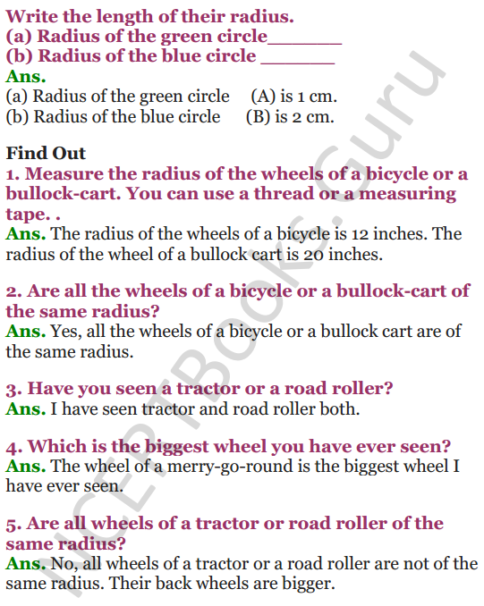 NCERT Solutions for Class 4 Mathematics Chapter-8 Carts And Wheels 6